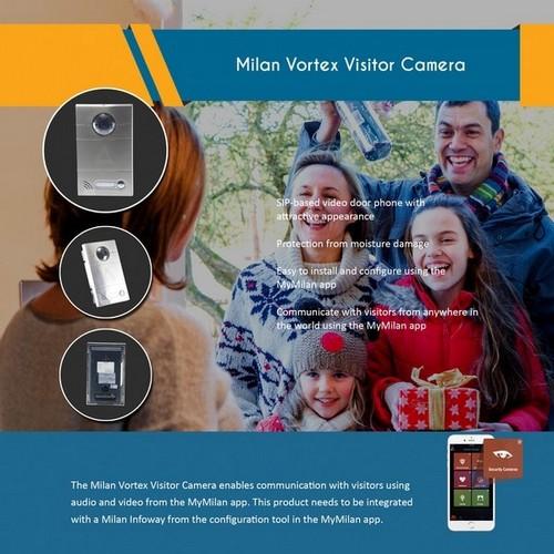 Milan Vortex GPS Personal Tracker