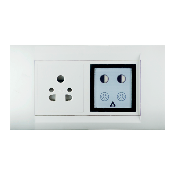 Milan Ross Wireless 4-Button Touch Switch