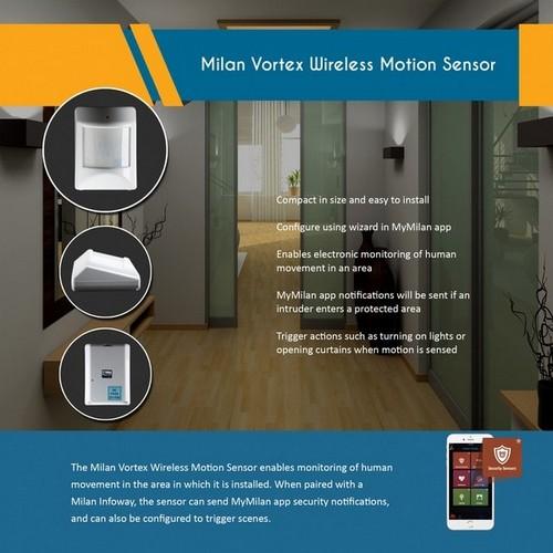 Milan Vortex Wireless Repeater
